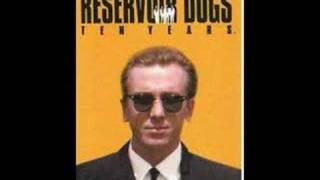 Lie Green Bag- Reservoir Dogs