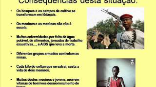 O COLTAN - O Ouro cinza do Congo.wmv