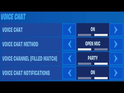 Fortnite Game Chat Not Working FIX! XBOX ONE 2021 (HOW TO FIX GAME CHAT FORTNITE)