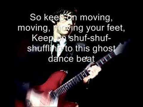 The Jam- Ghosts