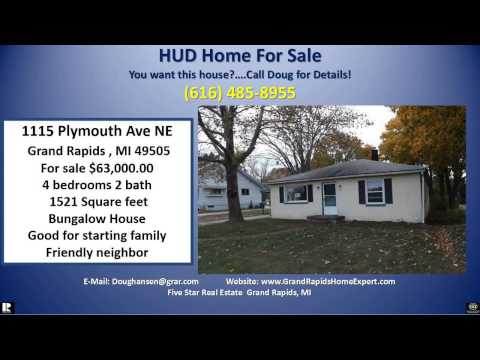 Plymouth Christian High School house for sale