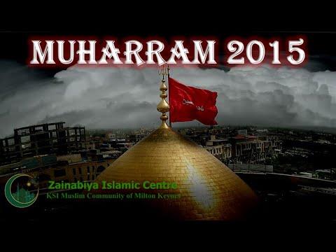 09 - Adam V Satan - Muharram 2015 - Sayyid Ali Abbas Razawi