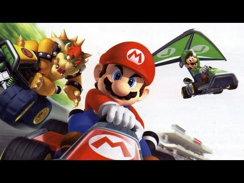 Classic Game Room - MARIO KART 7 review for Nintendo 3DS
