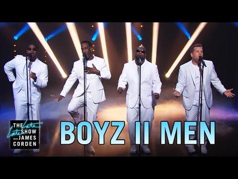 End of the Show w/ Boyz II Men