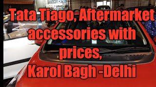 Tata Tiago/Tigor after market accessories - Part 1