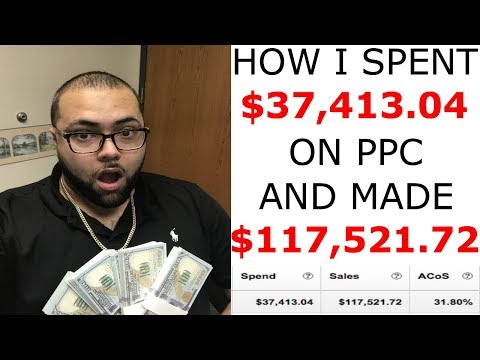 Amazon PPC For Beginners   Make $ While Ranking Your Products!