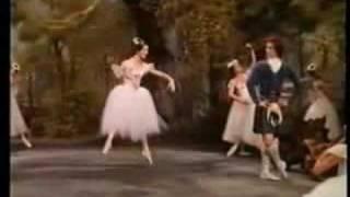 Rudolph Nureyev & Carla Fracci :  'La Sylphide'