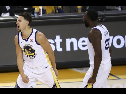 Thompson hot hand carries Warriors into Game 7 with Rockets