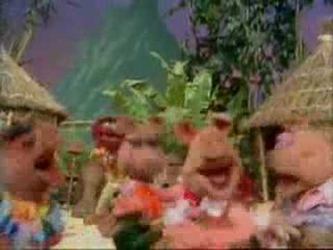 Muppet Hawaiian War Chant Video
