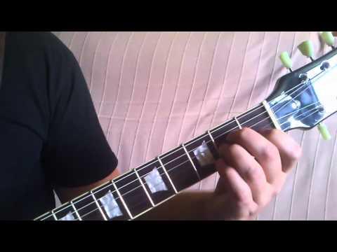 Nauka Gry Na Gitarze | Chwyty Gitarowe - Amoll