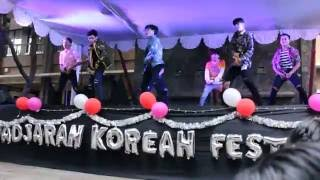 BTW - Bangtan Wolf ( Cover BTS )
