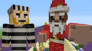Minecraft Xbox - Cops and Robbers - Ozzys Christmas