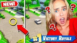 *NEW* 1v1 Girlfriend SPOT THE DIFFERENCE Gamemode in Fortnite Battle Royale!