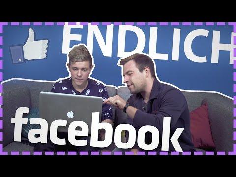 Endlich Facebook!   Jonas' Diary video