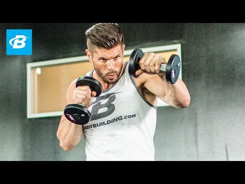Ultimate Fat-Burning Workout | Brian Casad