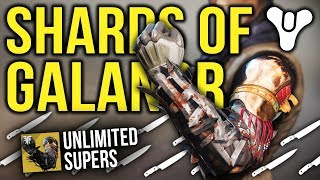 Getting MAX Supers with Shards of Galanor!! | Destiny 2: Forsaken PvP Gameplay