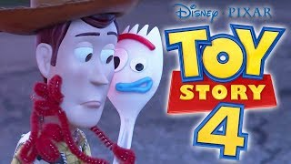 Toy Story 4 Will Be The BEST In The Series?