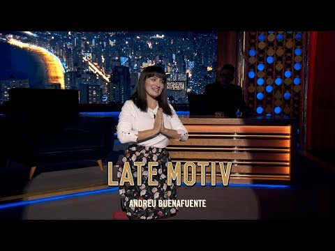 "LATE MOTIV -  Silvia Abril. ""Marie Kon 2"" | #LateMotiv488"