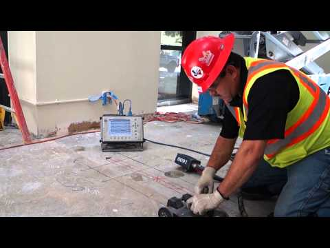 Texas Concrete Scanning- Ground Penetrating Radar