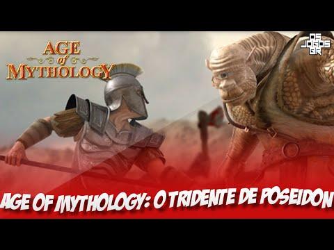 Age Of Mythology: #2 Recuperamos O Tridente De Pôseidon !!! (Dublado PT-BR) - (Série) !!!