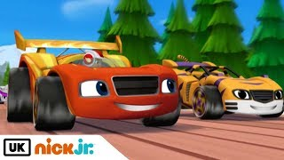 Blaze and the Monster Machines   Race to Eagle Rock   Nick Jr. UK