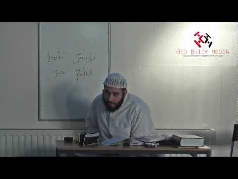 Ustadh Abdul Karim - Al-Arabiyyah Bayna Yadayk (Book 2) by Ustadh Abdul-Karim Lesson 55