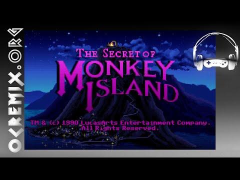 Monkey Island Meler Island