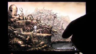 Machinarium iPad App Review CrazyMikesapps