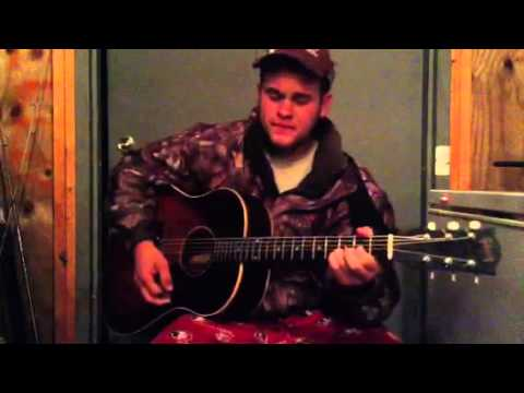 Bottoms Up By Brantley Gilbert cover (Dustin McCullough)