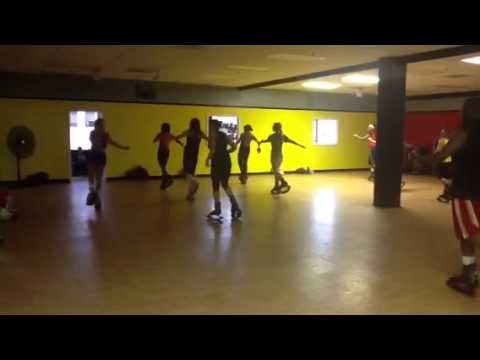 Spring dance class at Powerhouse Gym, Woodbridge, VA with instructor Beth ...