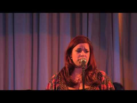 Alysha Umphress singing No Reason at All written by Jonathan Reid Gealt