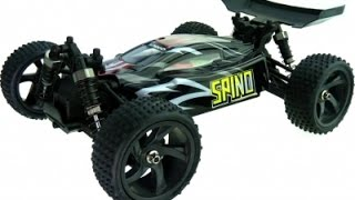 Bens  1/18 RC ELECTRIC SPINO RACE BUGGY