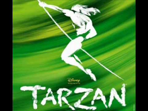 14 Tarzan - Du brauchst einen Freund (Reprise)