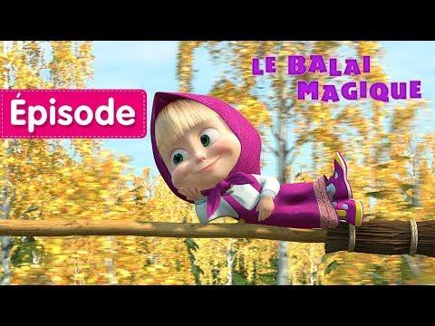 Masha et Michka - Le Balai Magique💫  (Épisode 31)
