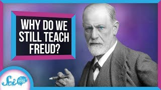 Why Do We Still Teach Freud If He Was So Wrong?