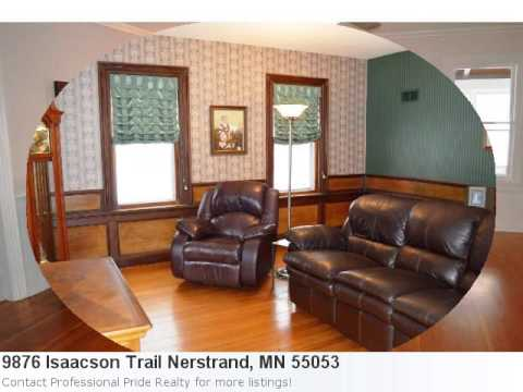 Nerstrand, Mn Real Estate Listings Just Updated! Check Out This Superb 4 Bedroom, 1 Bath Home Listed