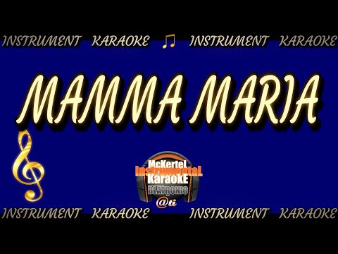 Classic Music 80's - Mamma Maria (Magyar Karaoke/Instrument)