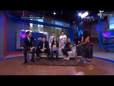 Talkshow with Cast. Film Olga & Billy Lost In Singapore