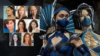 Comparing The Voices - Kitana (Updated)