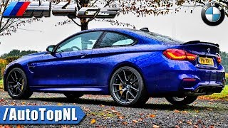 2018 BMW M4 CS | LOOKS SOUND & DRIVE | by AutoTopNL