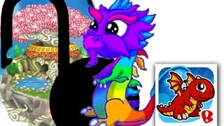 DragonVale Breeding Unlock: Rainbow Dragon