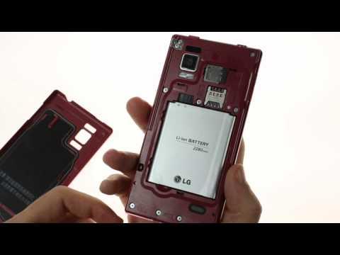 LG Optimus GJ Hands-on