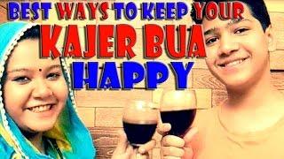 Best ways to keep your kajer bua happy