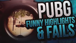 PUBG Funny Moments | Best Twitch Fails & Clips Highlights - Djarii