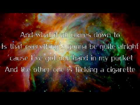 Alanis Morissette - Hand In My Pocket (lyrics) [HD]