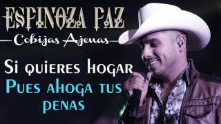 Espinoza Paz - Cobijas Ajenas (Video Lyrics)