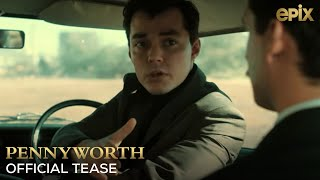 Pennyworth (EPIX 2019 Series) Official Teaser – DC Origin Story, Alfred Pennyworth