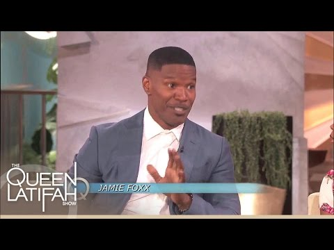 Jamie Foxx Talks About The Real