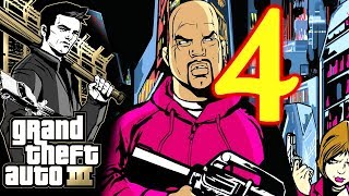 Grand Theft Auto 3 - First Time Playthrough Part 4 - PS2 Classic