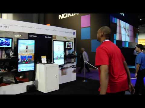 Alcatel-Lucent Showcases Connected Consumer Experiences
